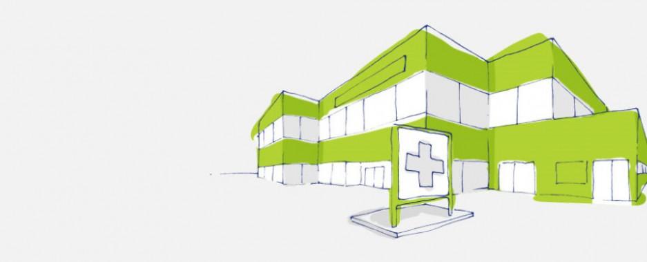 Arquitetura de Hospitais, Clínicas e Laboratórios