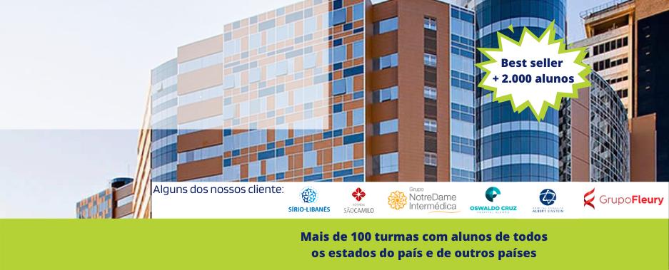 Arquitetura de Hospitais, Clínicas e Laboratórios – Online (ao vivo pela internet)