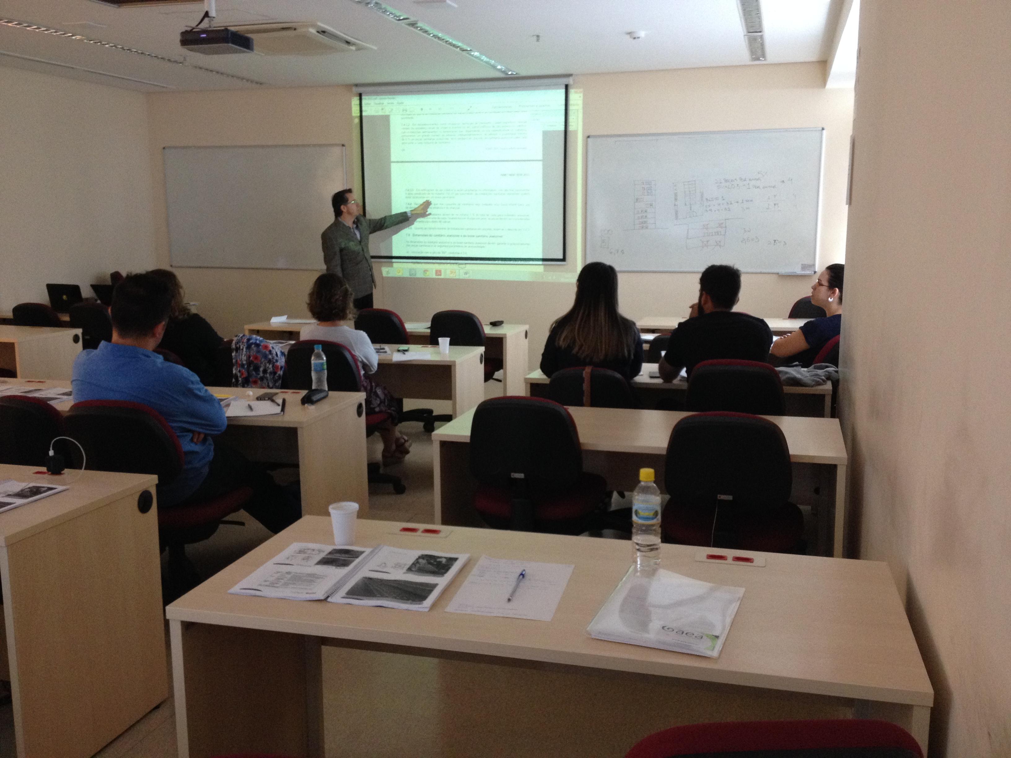 Curso de Acessibilidade Aplicada - Nova NBR 9050/2015 em São Paulo - Outubro de 2015