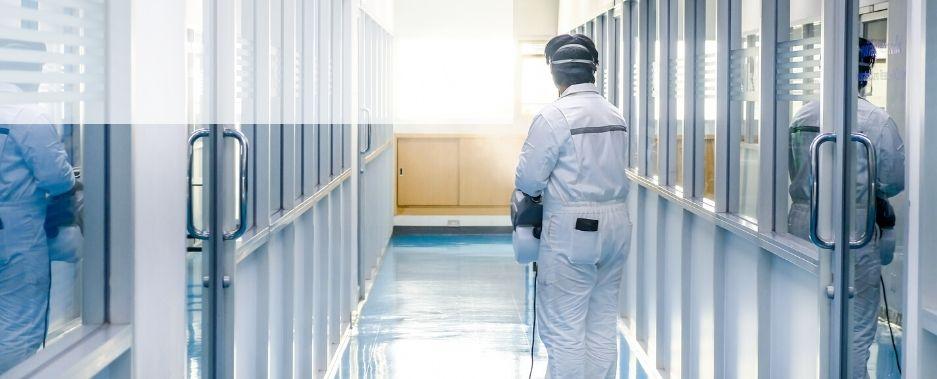 A Arquitetura e a Engenharia no Controle de Infecções em Serviços de Saúde – 9h Online (ao vivo pela internet)