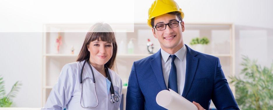Reforma em Estabelecimentos de Saúde: Estratégias e Materiais de Acabamento